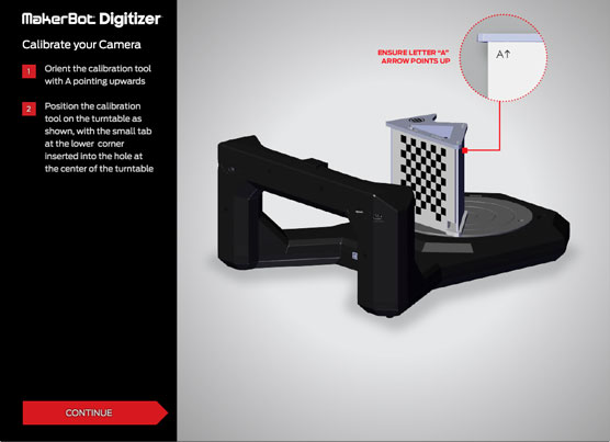 MakerBot Digitizer 3