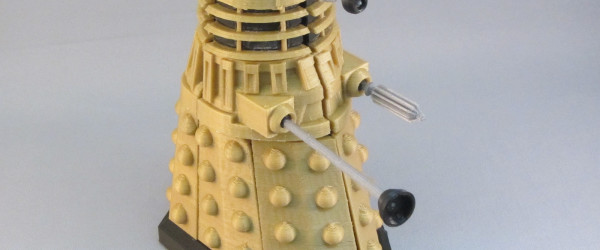 Un incroyable Dalek (Docteur Who) transformable