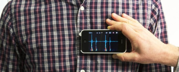 A 15 ans il transforme un iPhone en stéthoscope