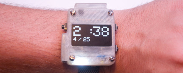 OSWatch : la montre Open Source Arduino-Friendly