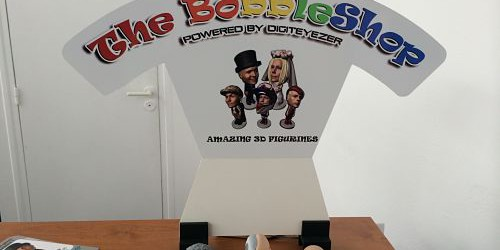 The Bobbleshop, l'impression 3D arrive à Rennes
