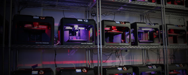 Un MakerBot Innovation Center pour l'Europe